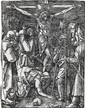 ALBRECHT DRER The Crucifixion.