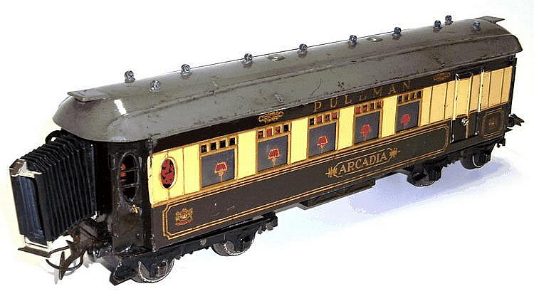 Hornby Series O-gauge No. 2 Special Pullman 'Arcadia'