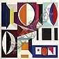 Yaacov Agam (n en 1928) Formes-Couleurs-Reliefs, 1975 Thermoformage en couleurs Numrot 28/99 en bas  gauche et sign en bas  dr..., Yaacov Agam, Click for value