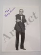 George Burns Autograph