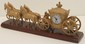 Vintage United Horse-n- Carriage Clock