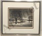Etching S L Margolies 