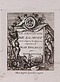 RARE BOOK OF ENGRAVINGS - 'The Dances of Death through the Various Stages of Human Life', 46 copper plates done from original designs