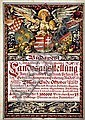 Poster: Landesausstellung Budapest