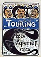 Poster: Touring Apritif