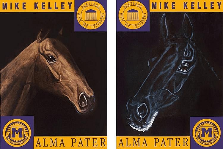 Kelley, Mike, 1954 - 2012, Alma Pater