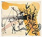 Polke, Sigmar 1941 - 2010 Lackmus