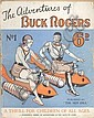 The Adventures of Buck Rogers No 1, the 1st Buck Rogers comic book to be published in Australasia