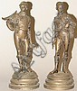 LaLouette Bronze Jockeys