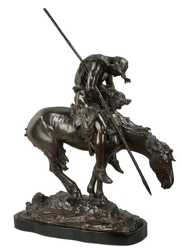 James Earle Fraser. 1876 - 1953 NA, NIAL, NSS. The