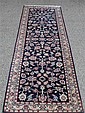 ROMA PERSIAN KASHAN RUNNER, 2.6 X 8