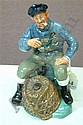 A Royal Doulton figure, 'Lobster Man' HN2317