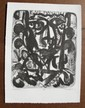 DAVID C. DRISKELL - Woodcut