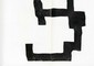EDUARDO CHILLIDA - Original woodcut