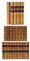 Twenty-Three Leather-Bound Books,