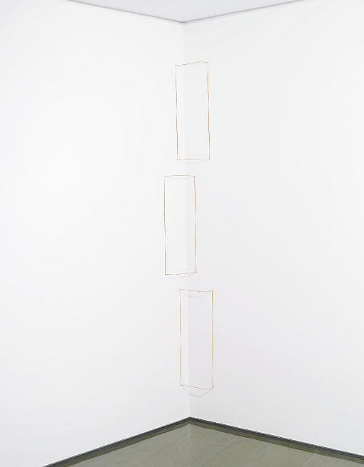 Untitled (RLR of A Series of Eight Sculptures, Closed Series)