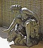 Antoine BOURDELLE (1861-1929), Etienne Dinet Bourdelle, Click for value