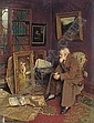 Charles Spencelayh (1865-1958), Charles Spencelayh, Click for value