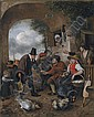 The Poultry-seller, Jan Steen, Click for value