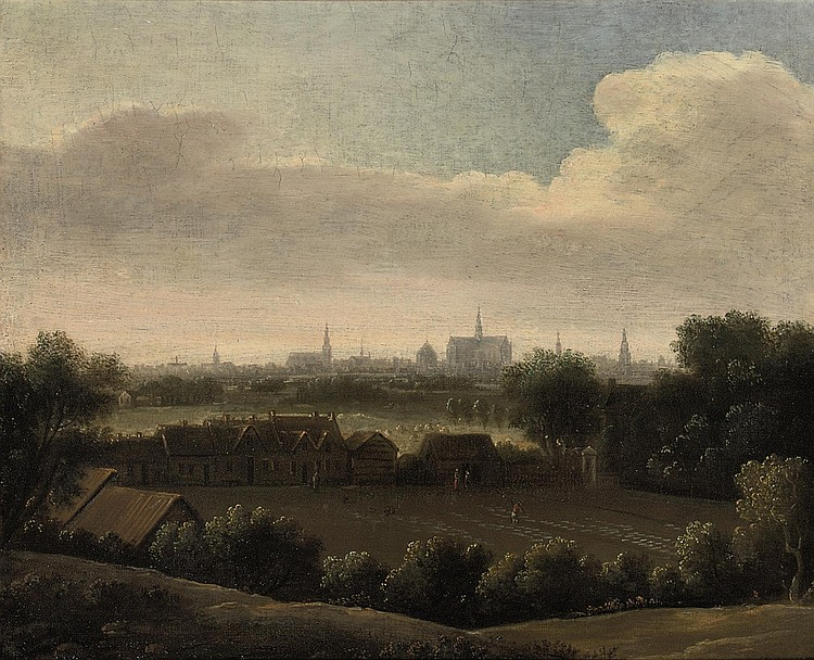 Circle of Jacob Isaacsz. van Ruisdael (Haarlem 1628/9-1682)