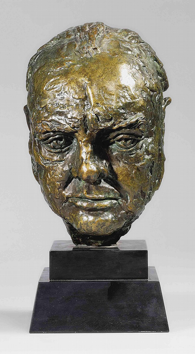 Sir Jacob Epstein (1880-1959)