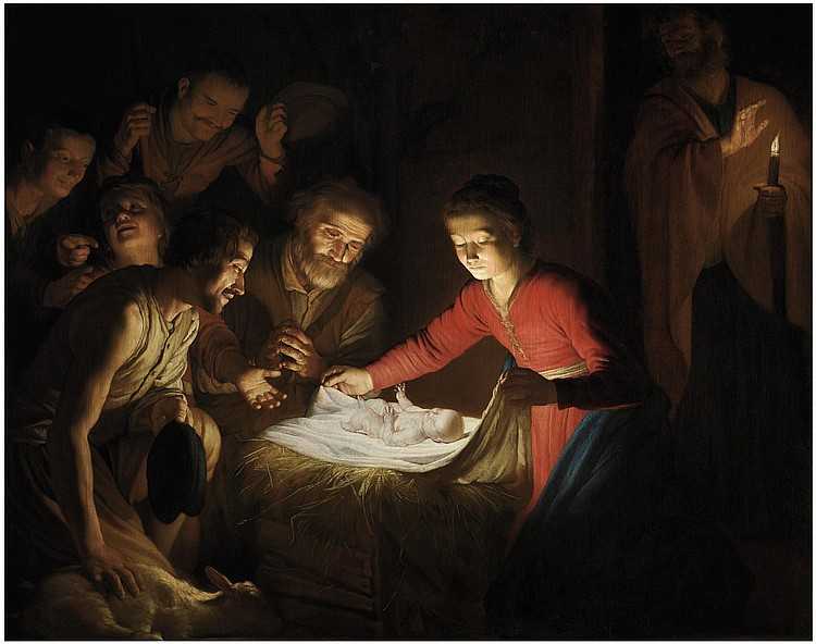 Gerrit van Honthorst (Utrecht 1592-1656 Utrecht) 