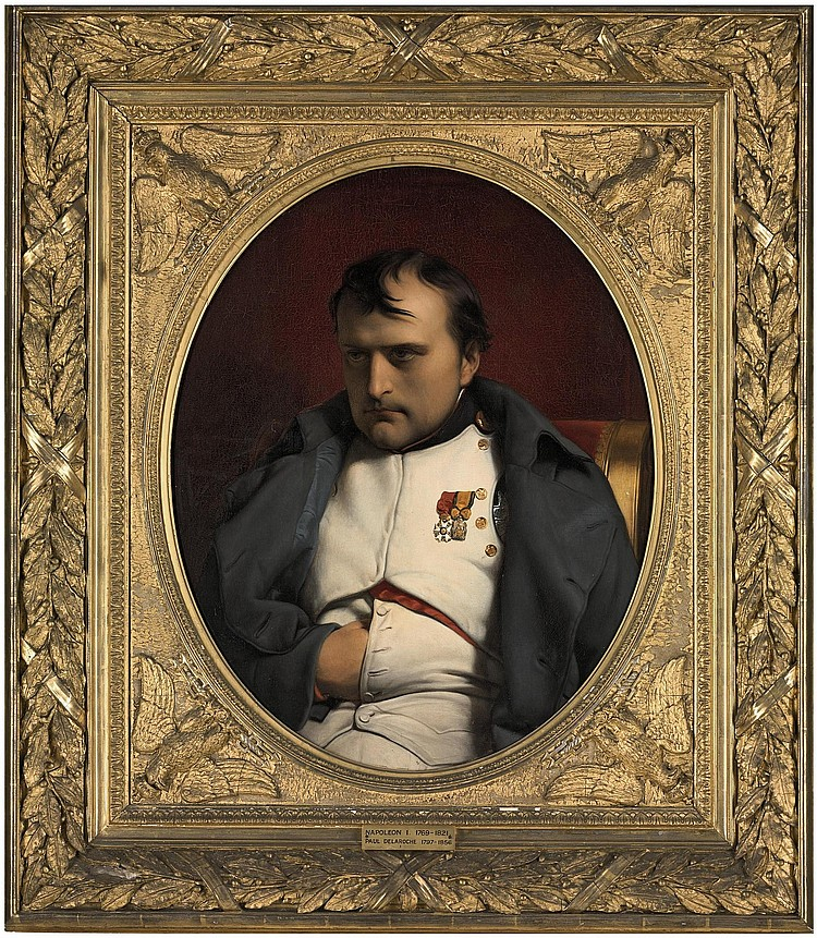 Paul Hippolyte Delaroche (Paris 1797-1856)