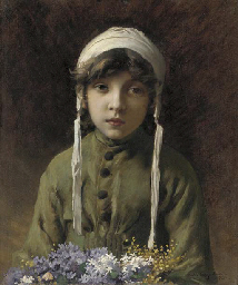 Charles Sprague Pearce (1851-1914)