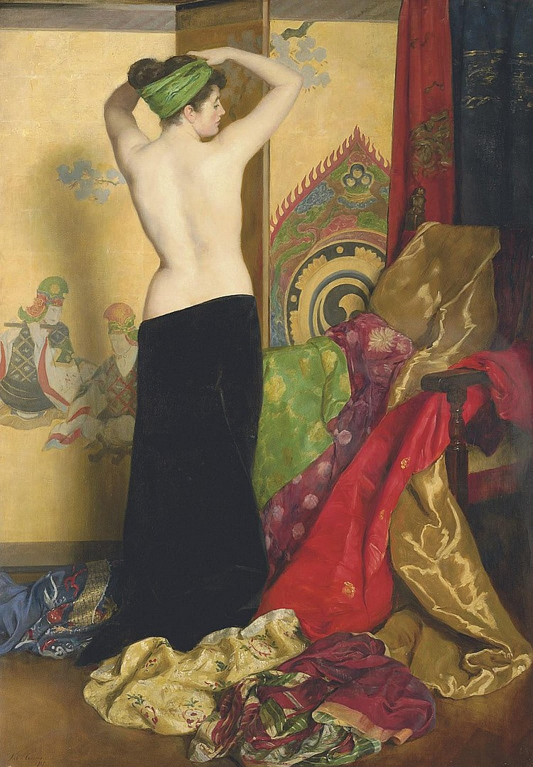 The Hon. John Collier (1850-1934) 