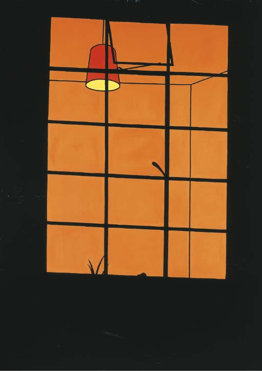 Patrick Caulfield (b. 1936)