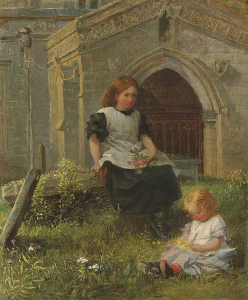Emily Mary Osborn (British, 1834-1908)