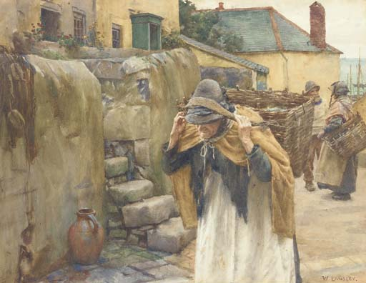 Walter Langley (1852-1922)
