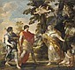 Circle of Pietro da Cortona (Cortona? 1596-1669 Rome), Pietro Da Cortona, Click for value