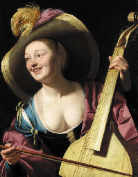 GERRIT VAN HONTHORST (Utrecht 1592-1656)