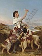 The Gamekeeper's Daughter, William Powell Frith, Click for value