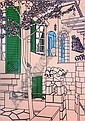Patrick Caulfield, R.A. (1936-2005), Patrick Caulfield, Click for value