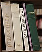 (lot of 5) Books on artist Michelangelo