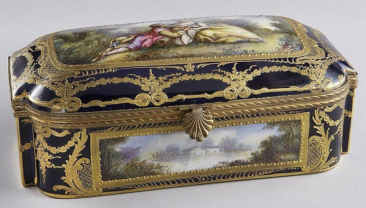 фото царских шкатулок