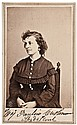 Extraordinary Union Spy PAULINE CUSHMAN Signed Carte de Visite