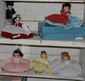 7 Pc. Story Books Friends/ Foreign Lands Dolls