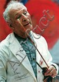 CHAGALL, MARC,  Photograph Signed - (SP)