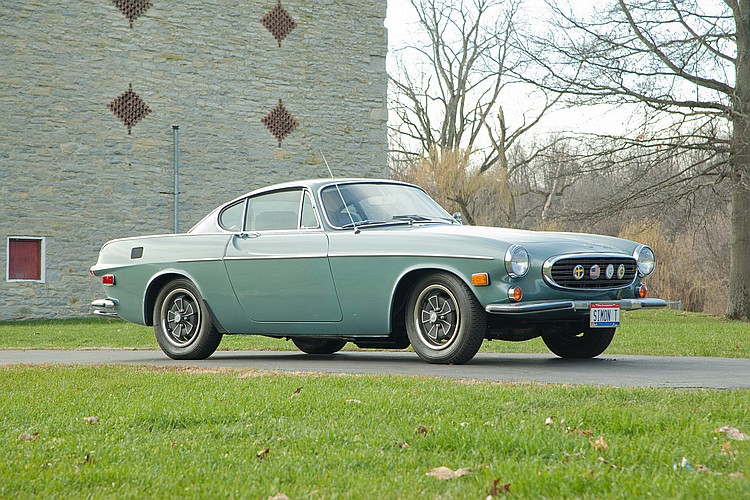 1971 VOLVO SPORTSTER.