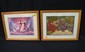 1) 2 Pcs Disney Commemorative Lithographs. 15