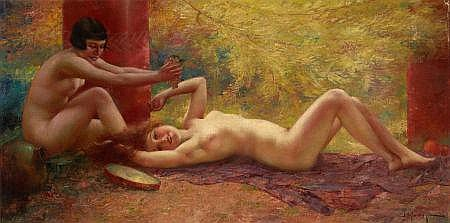 Hofmann, Eugene Ansen - Repose