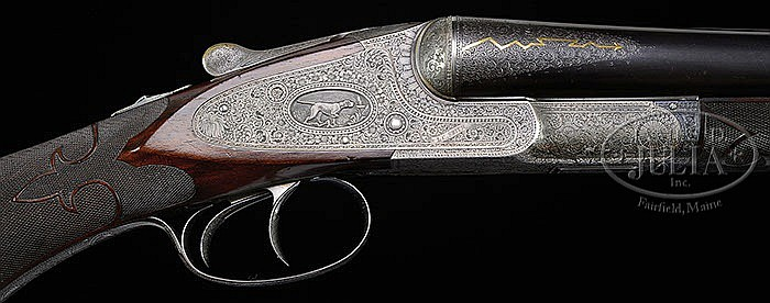 *MAGNIFICENT HIGH CONDITION L.C. SMITH GRADE A-3 12GA SHOTGUN.