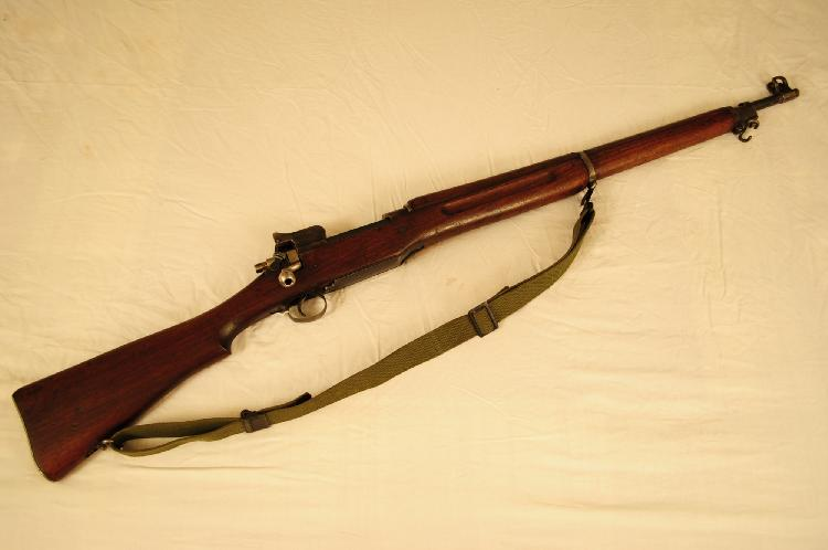 1917 Enfield Bolt Action Rifles http://www.artfact.com/auction-lot/u.s.-mod.-1917,-eddystone-enfield-30-06-bolt-acti-137-c-e703d4f628
