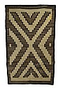Navajo Indian Southwest Woven Sheep Wool Rug