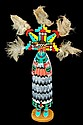 Vintage Alvin James Makya 1970's Kachina