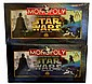 2 Star Wars Monopoly Games (sealed) 1997, Pewter