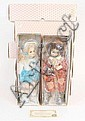 7 Brinn's Collectible Edition Dolls NIB